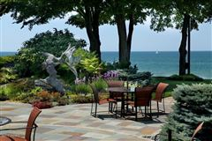 Luxury properties Magnificent lakefront estate with over 17,000 square feet