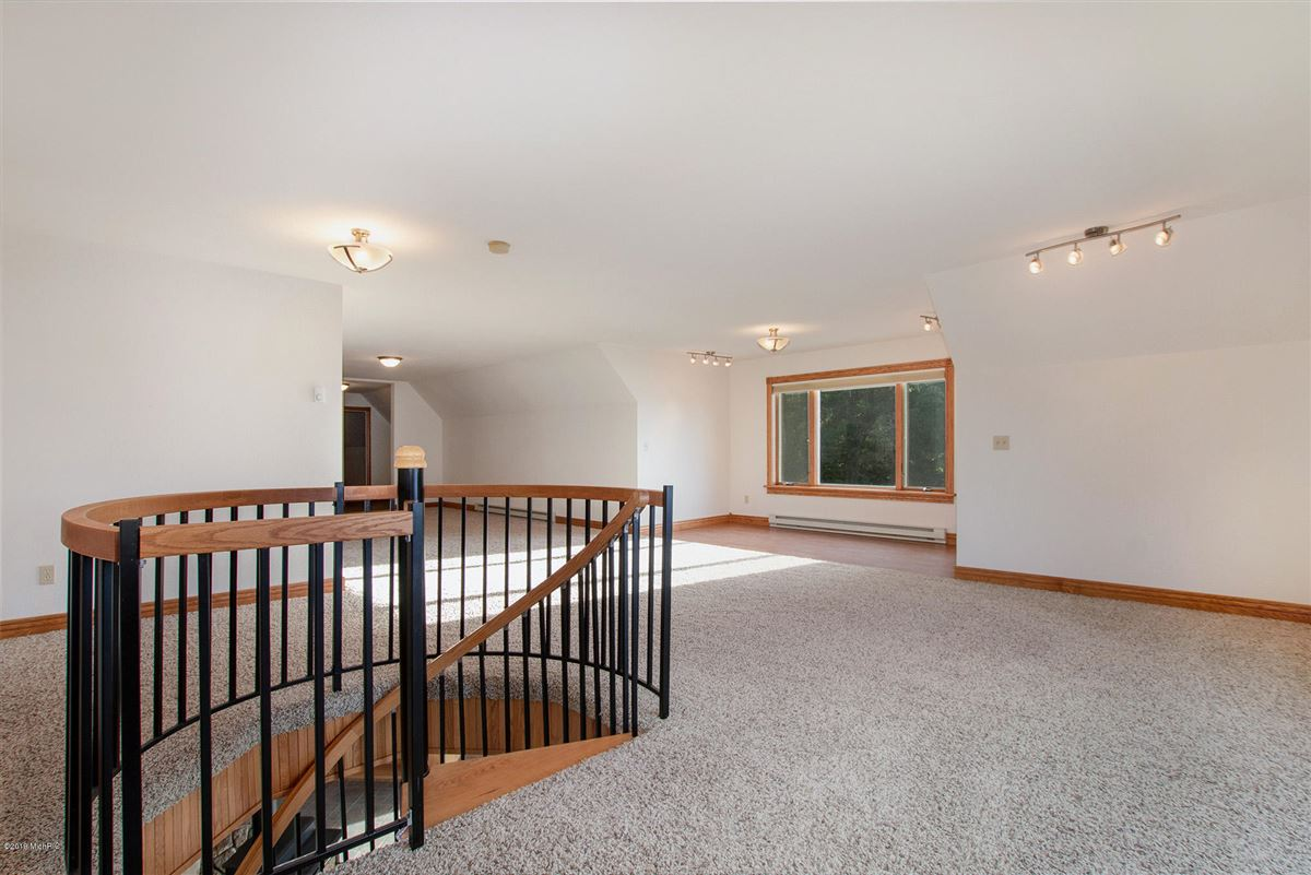 Luxury real estate custom built home offers a spacious open floor plan