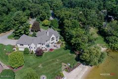 Private White Lake Frontage - Lake Michigan Access mansions