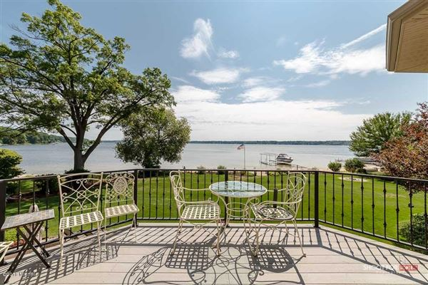 Private White Lake Frontage - Lake Michigan Access luxury homes