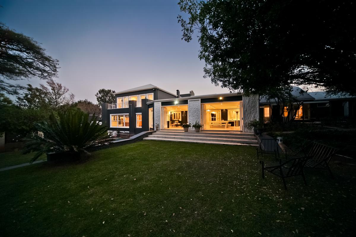 Magnificent home in Bryanston luxury real estate