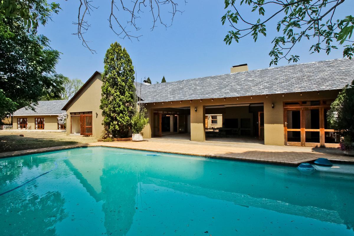 Luxury properties An entertainer's dream
