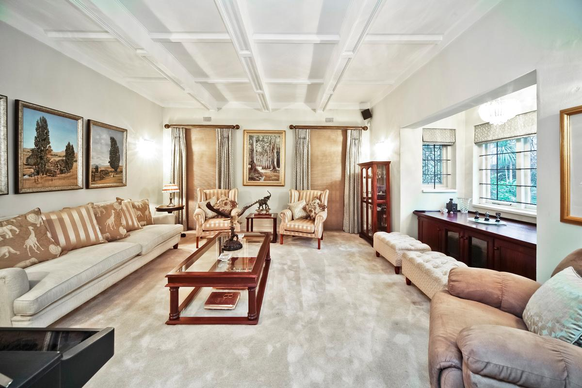 Saxonwold S Timeless Elegance South Africa Luxury Homes
