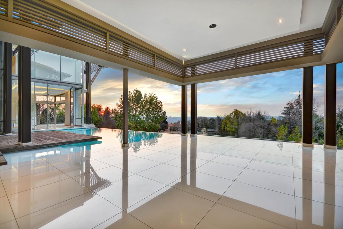 Mansions an exhilarating lifestyle in Johannesburg