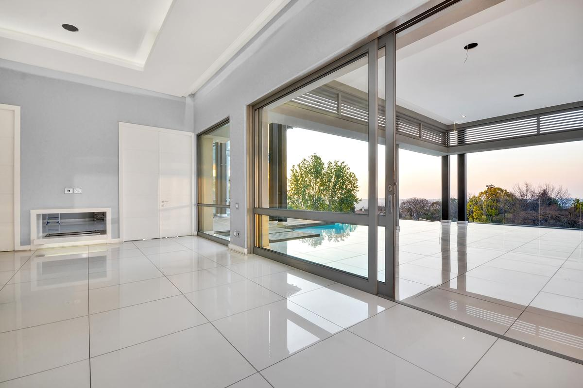 Luxury homes an exhilarating lifestyle in Johannesburg