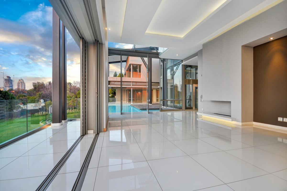 Luxury properties an exhilarating lifestyle in Johannesburg