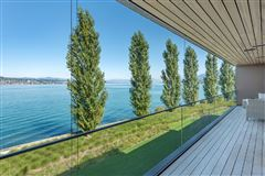 luxury lakeside apartment in Wädenswil luxury real estate