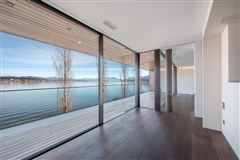 luxury lakeside apartment in Wädenswil mansions