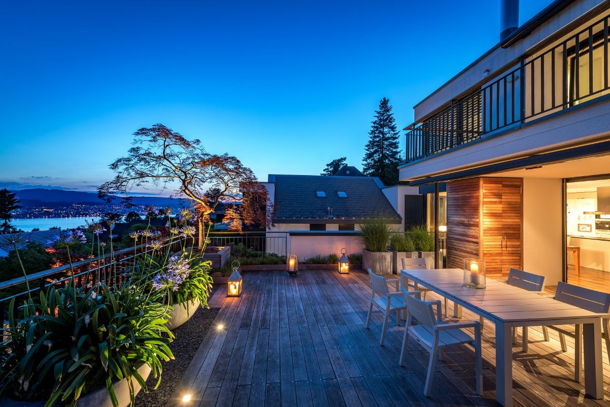 Luxury homes attractive property in Herrliberg
