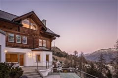 wonderful chalet with great views luxury real estate