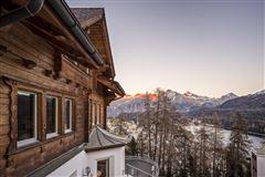 Luxury properties wonderful chalet with great views