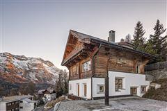 wonderful chalet with great views luxury properties