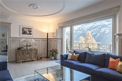 Luxury homes in wonderful chalet with great views