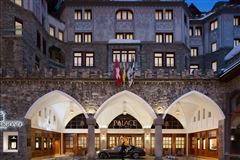 Apartment in the famous Badrutts Palace Hotel in St. Moritz luxury properties