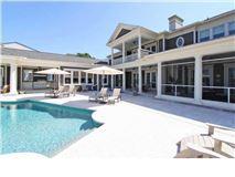 Luxury properties meticulously-kept luxurious waterfront estate