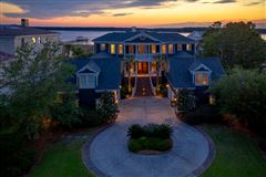 meticulously-kept luxurious waterfront estate luxury real estate