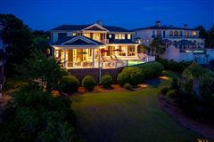 Luxury properties meticulously-kept luxurious waterfront estate