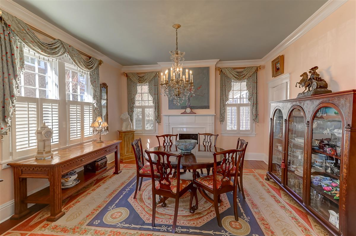 Luxury properties exceptional home on the historic Battery