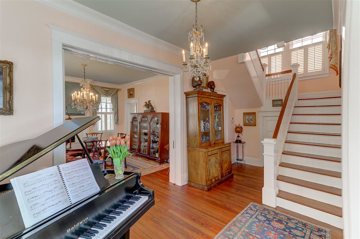 exceptional home on the historic Battery mansions