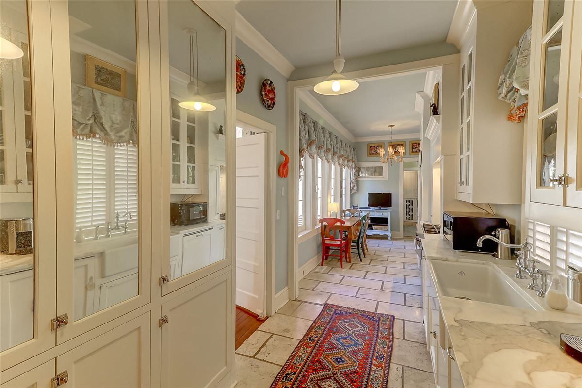 Mansions in exceptional home on the historic Battery
