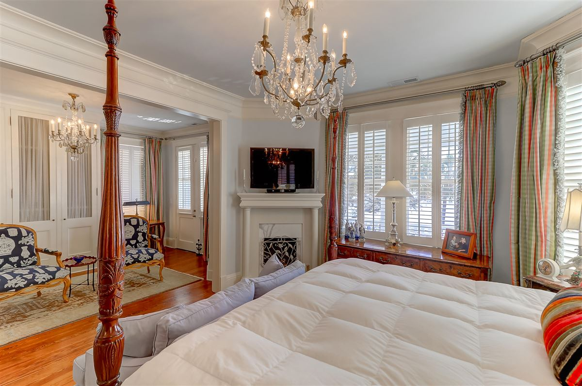 Luxury real estate exceptional home on the historic Battery