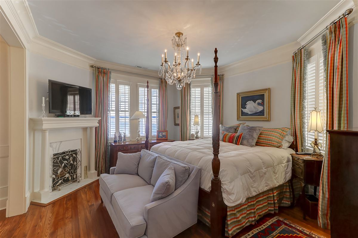 exceptional home on the historic Battery luxury real estate