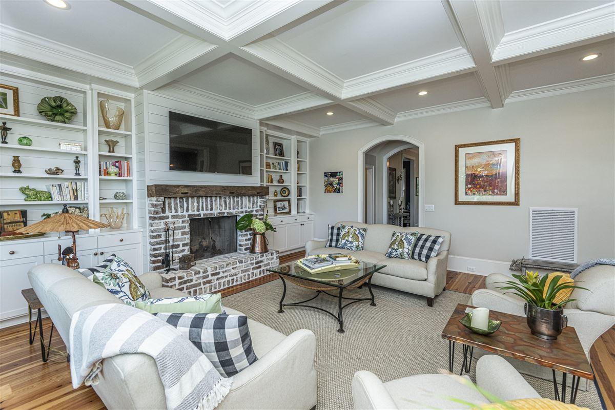 Incredible deep-water Lowcountry home luxury homes