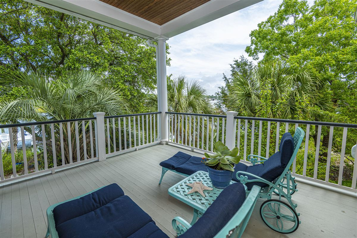 Incredible deep-water Lowcountry home luxury real estate