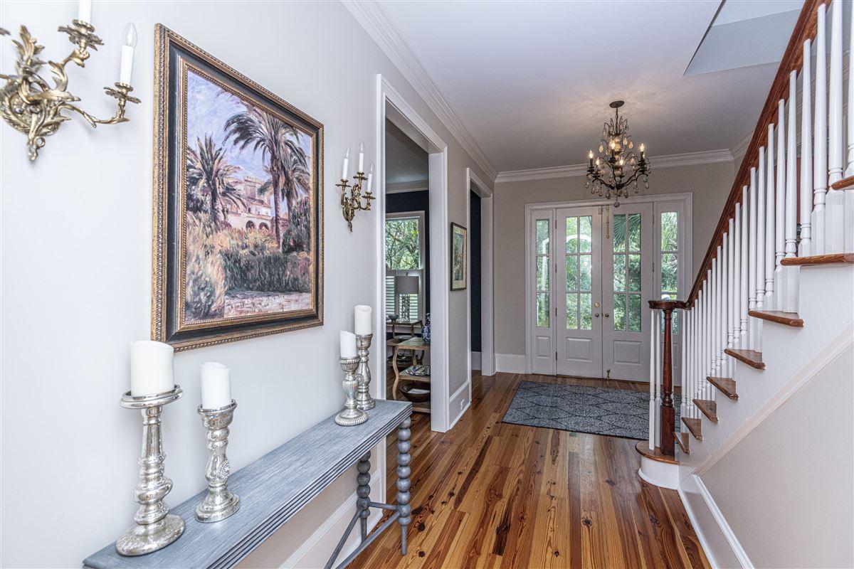 Luxury properties Incredible deep-water Lowcountry home