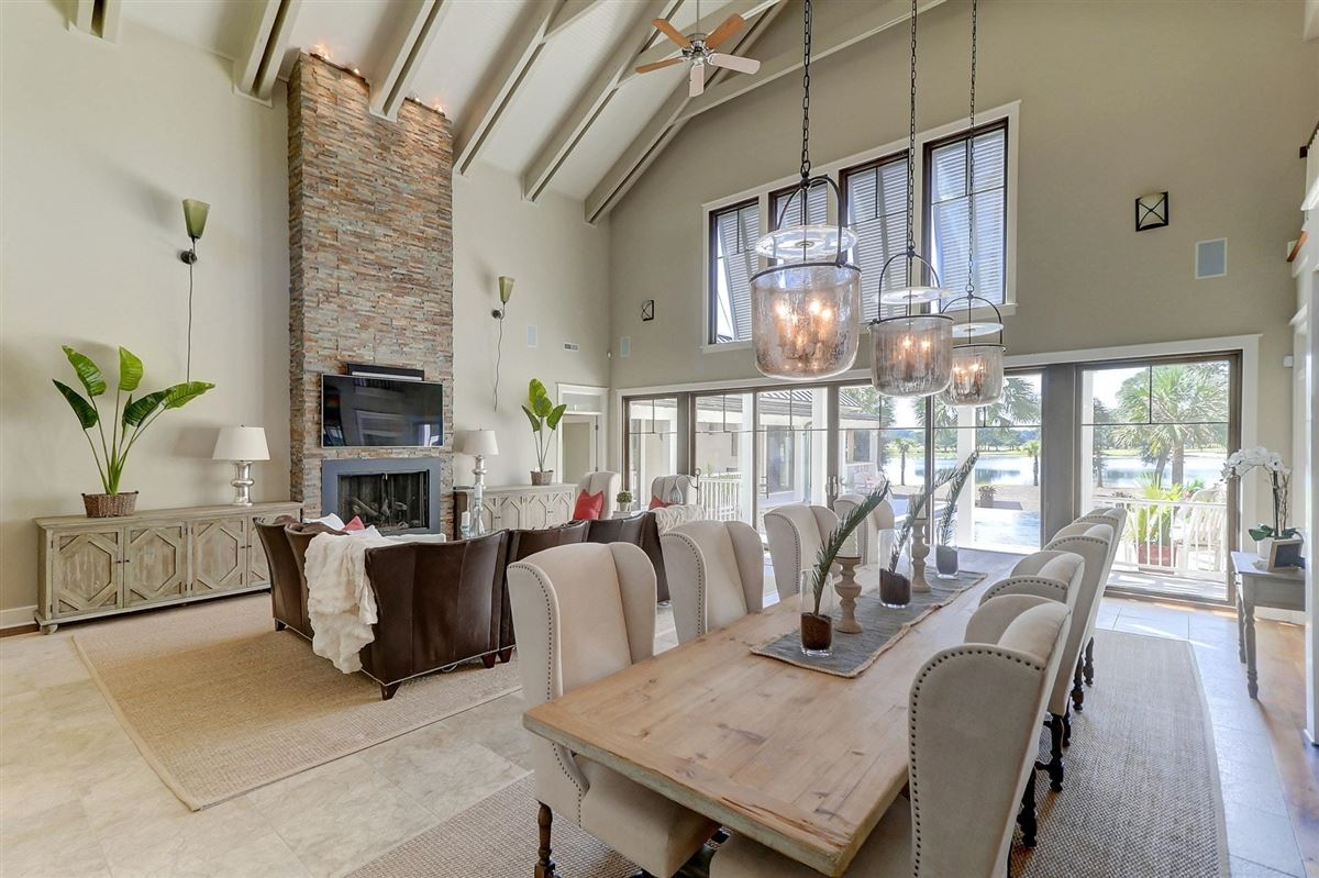 Stunning traditional contemporary custom designed home luxury real estate