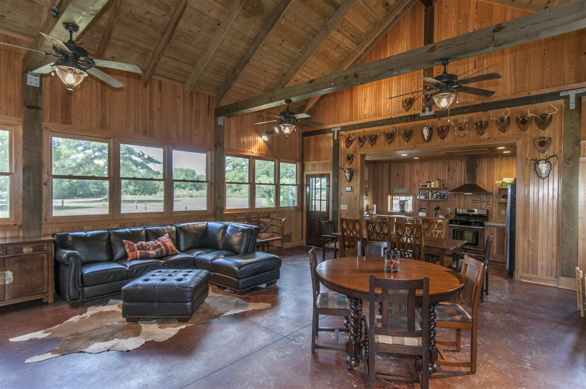 Luxury homes in beautiful custom home and lodge on over 17 acres