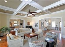 a meticulously kept luxurious waterfront estate luxury homes