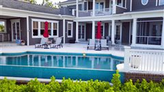 a meticulously kept luxurious waterfront estate luxury properties