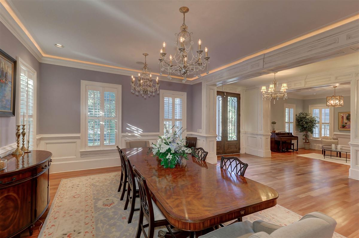 One of Mount Pleasants finest homes luxury homes