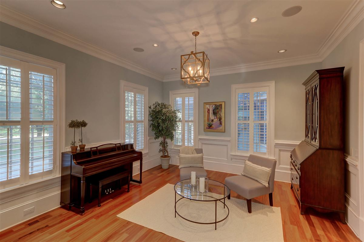 Luxury real estate One of Mount Pleasants finest homes