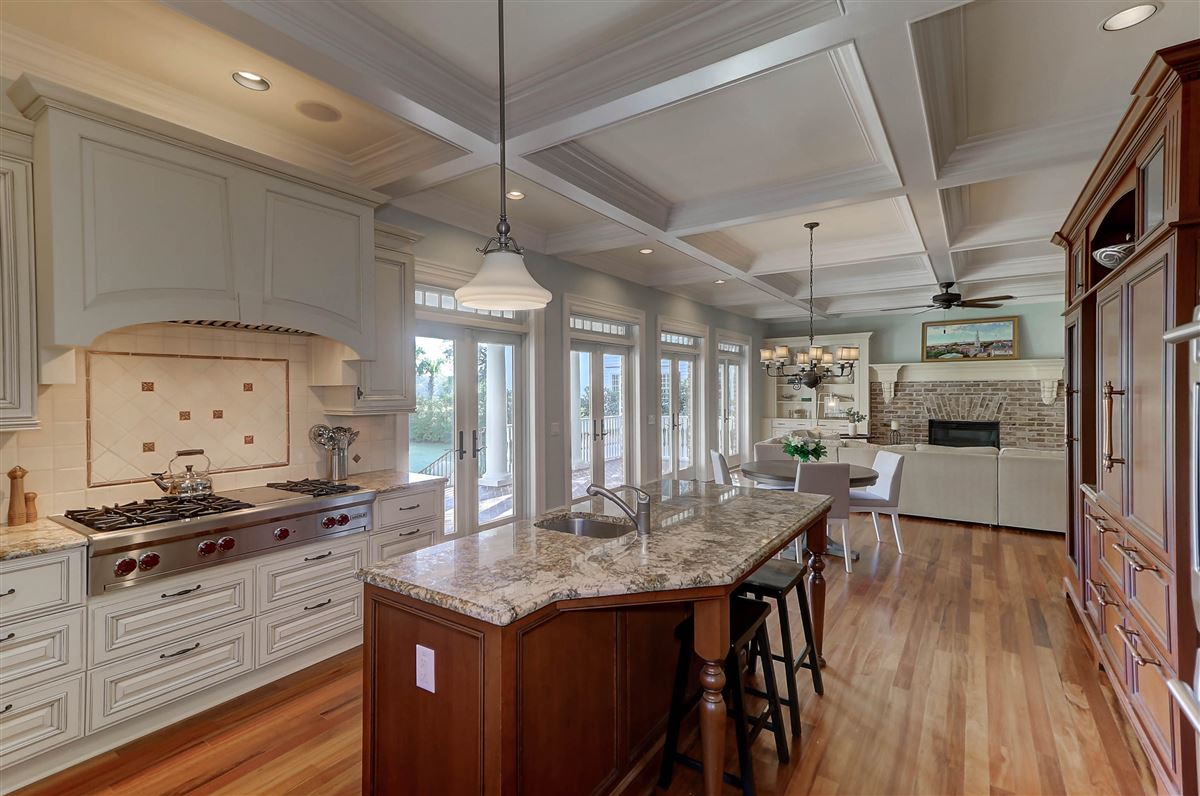 One of Mount Pleasants finest homes luxury real estate