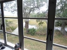 Luxury properties waterfront furnished home on large private lot