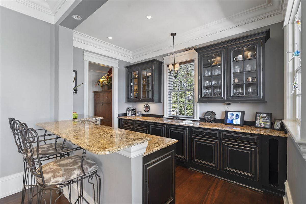 three-story deepwater home on Ralston Creek luxury properties