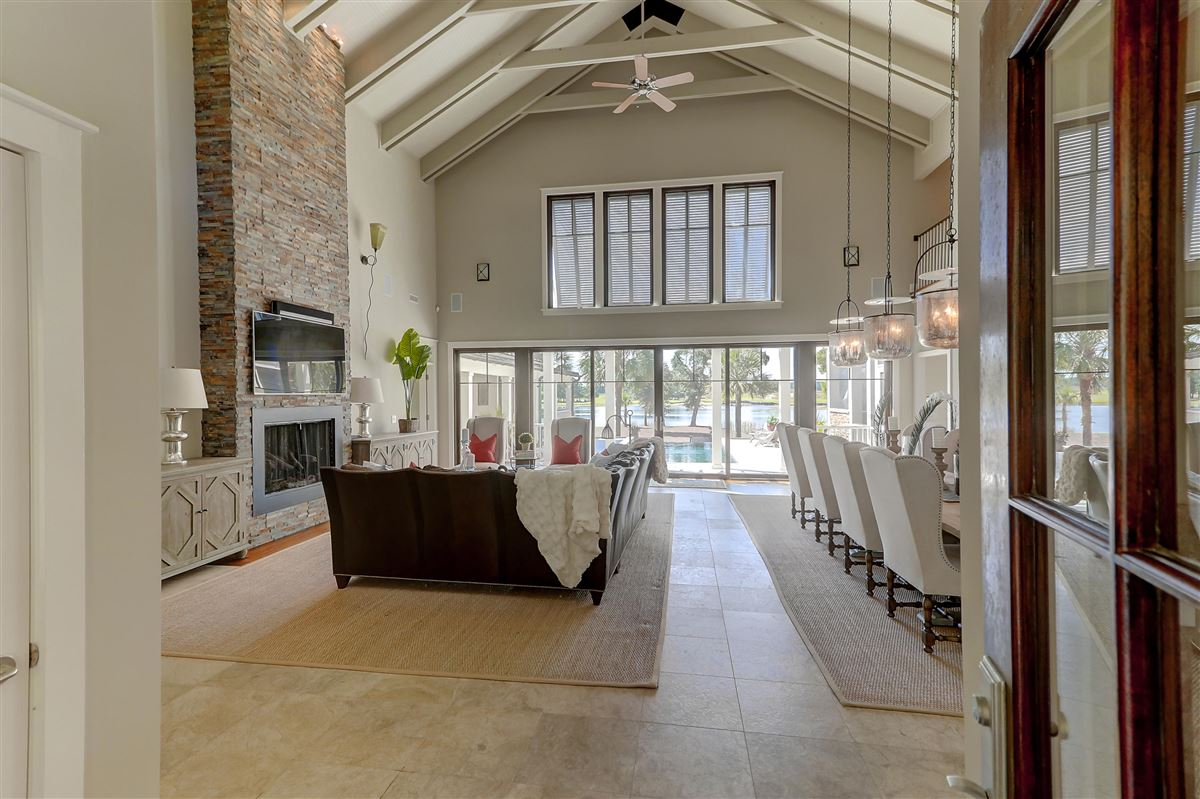 custom stunner in Rice Fields at Bulls Bay luxury homes