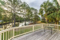 Mansions rental on the lake in Headquarters Plantation