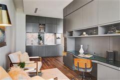 Luxury properties Sleek and stylish penthouse