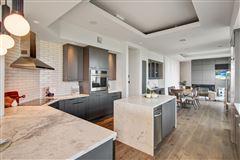 Sleek and stylish penthouse luxury homes