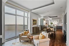 Sleek and stylish penthouse mansions