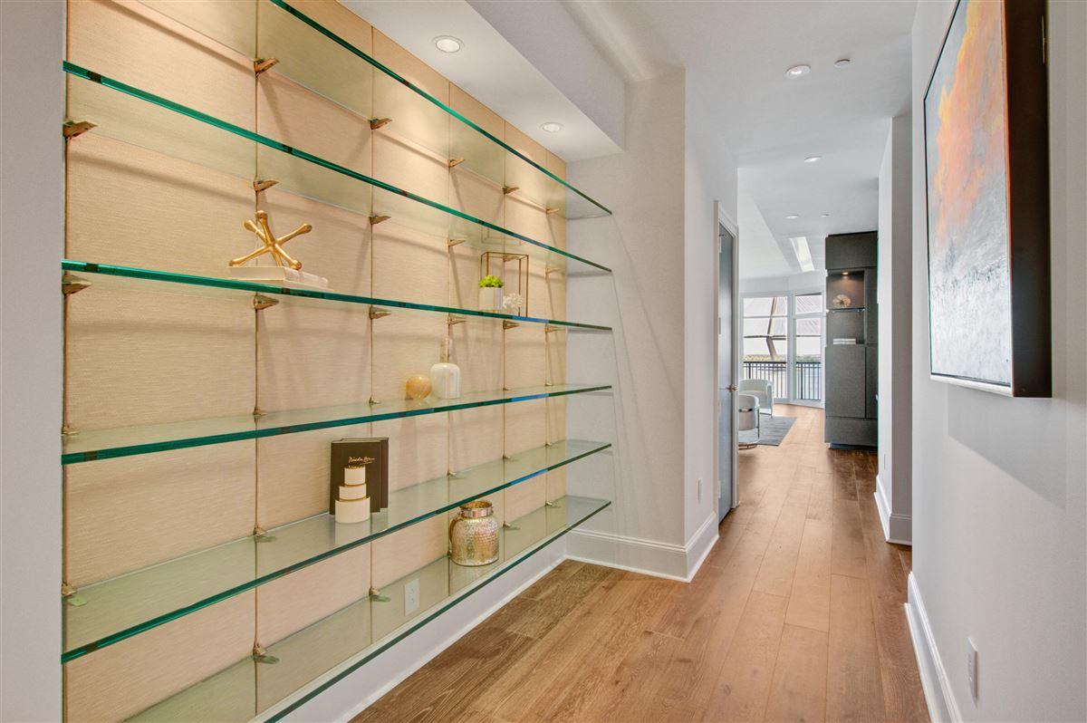 Mansions Sleek and stylish penthouse