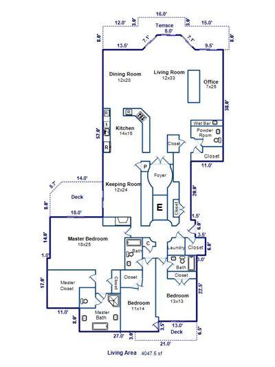 Luxury homes in Sleek and stylish penthouse