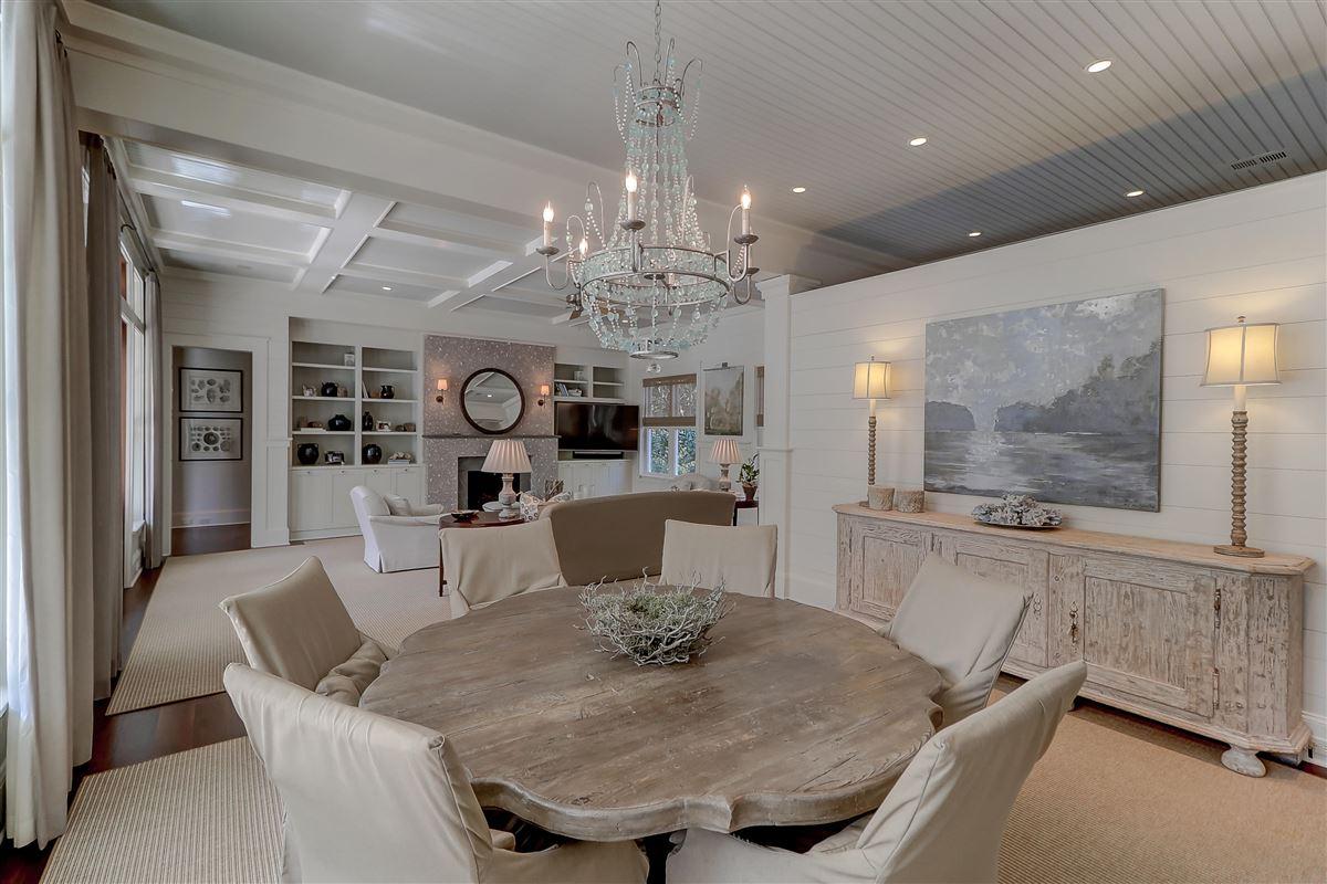 Coastal designed home luxury homes