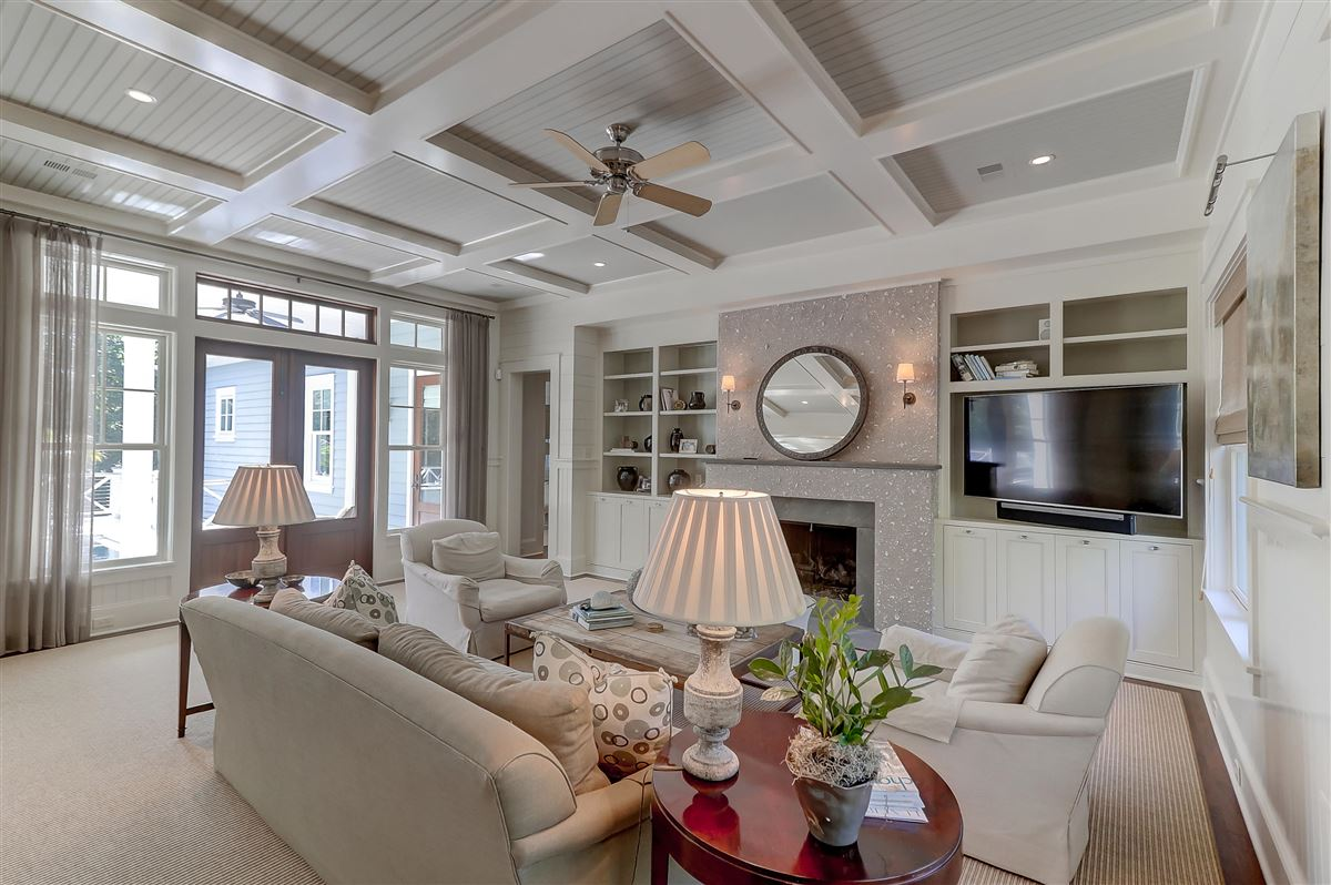Mansions Coastal designed home