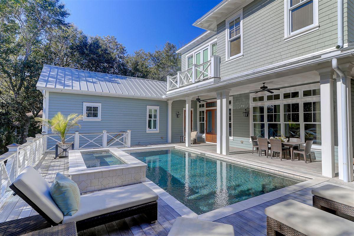 Coastal designed home mansions