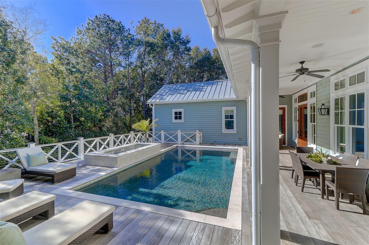 Luxury homes in Coastal designed home