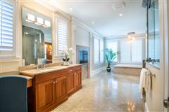 perfect blend of traditional and modern in prestigious location luxury homes